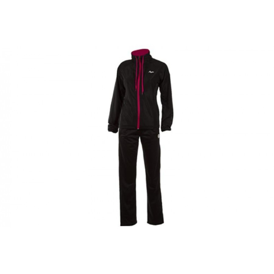 JHAYBER TRACKSUIT BLACK MIX PADDLE CLOTHING - Barata Oferta Outlet