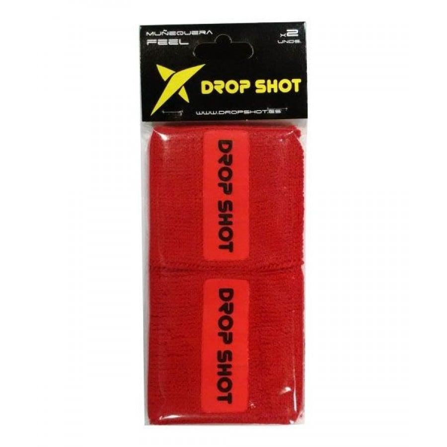 MU & NtildeEQUERA DROP SHOT SOFT red 2 units - Barata Oferta Outlet