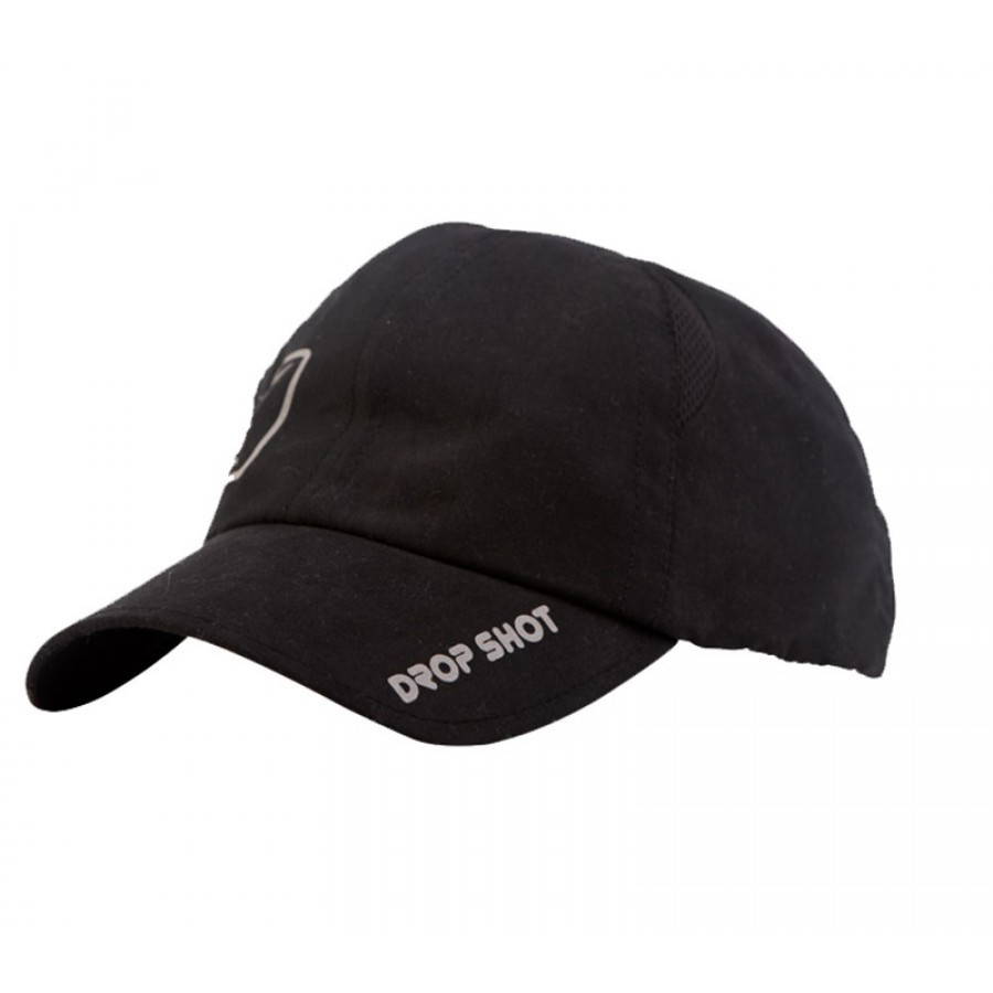 PADDLE TENNIS DROP SHOT NET BLACK CAP - Barata Oferta Outlet