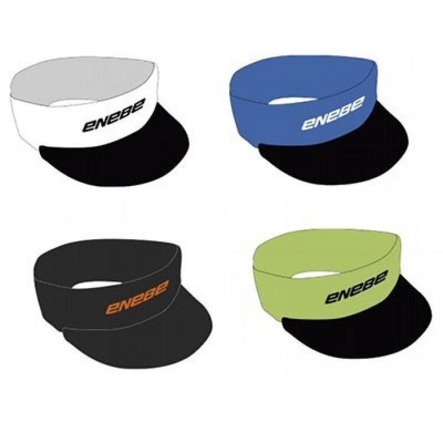 TAPES with visor white-black ENEBE - Barata Oferta Outlet