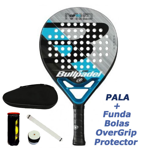 Pala Bullpadel Bp10 Evo Midline 2019 - Barata Oferta Outlet
