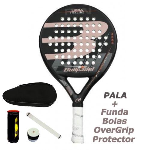 Pala Bullpadel Libra Funline 2019 - Barata Oferta Outlet