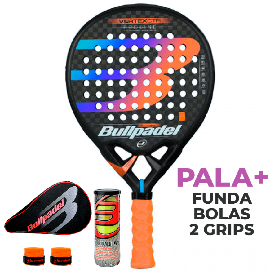 Pala Bullpadel Vertex Control Proline 2019 - Barata Oferta Outlet