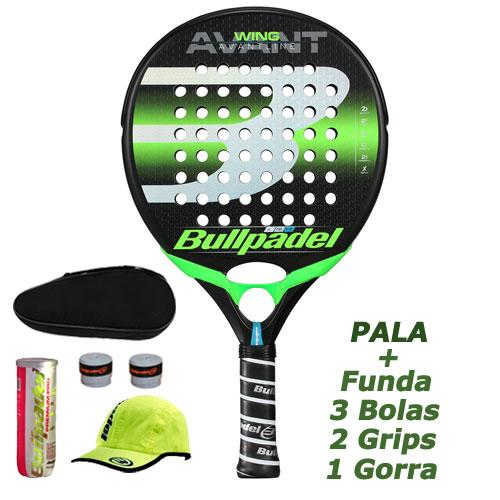 Pala Wing Avantline Bullpadel 2019 - Barata Oferta Outlet