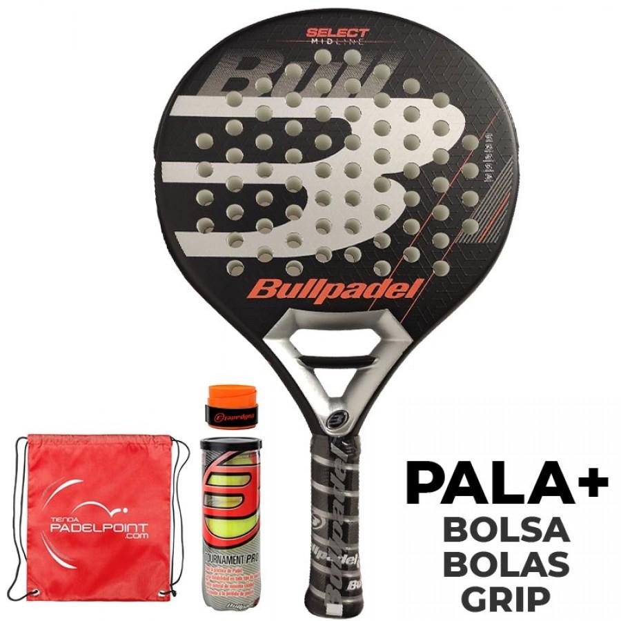 Pala Bullpadel Select - Barata Oferta Outlet