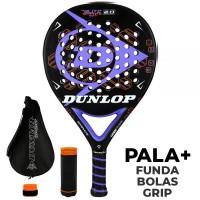 Dunlop Blitz Grafite Soft 2.0 Raquete padel - Barata Oferta Outlet