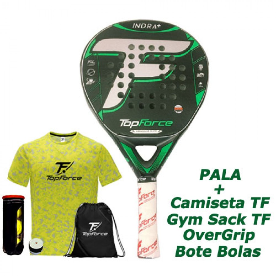 Pala Top Force Indra  Foam - Barata Oferta Outlet
