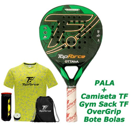 Pala Top Force Ottawa Foam
