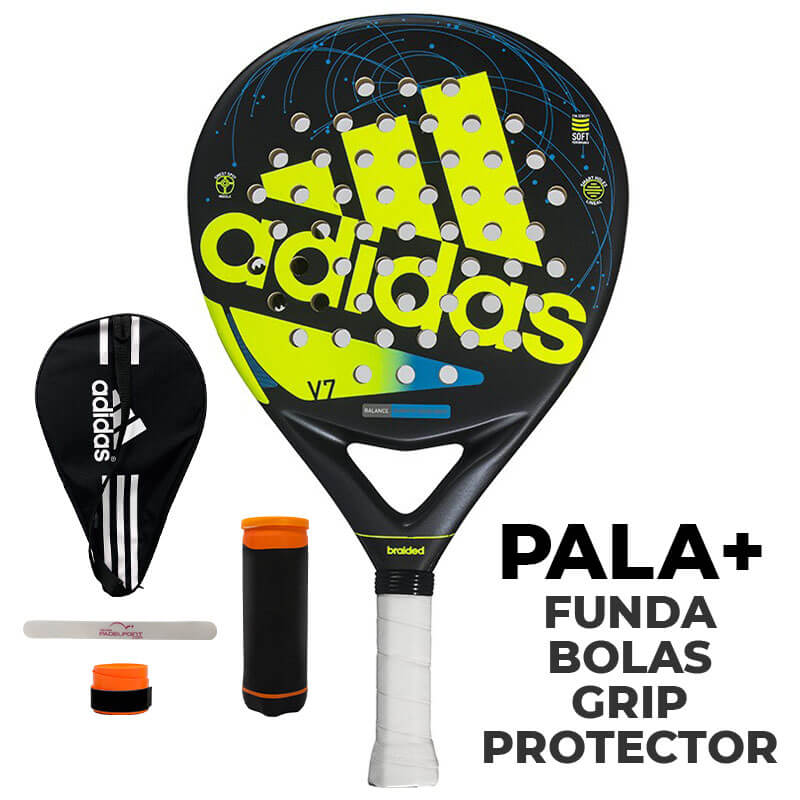 pobreza consola obtener  Adidas V7 2020 Shovel | Padelpoint