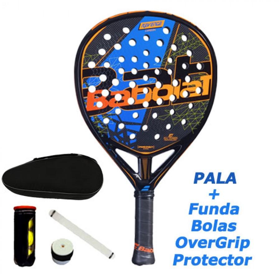 Pala Babolat Revenge Carbon - Barata Oferta Outlet