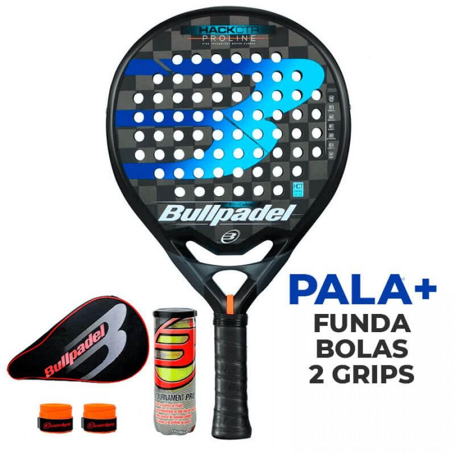 Pala Bullpadel Hack Control Proline 2019 - Barata Oferta Outlet