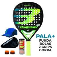 Pala Bullpadel Paquito Navarro Hack 02 Proline 2020 - Barata Oferta Outlet