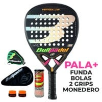 Pala Bullpadel Vertex 02 Woman Proline 2020 - Barata Oferta Outlet