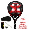 Pala de Padel NOX ML 10 LUXURY L4 - Barata Oferta Outlet