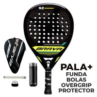 Pala StarVie Brava Black Edition S2 2020 - Barata Oferta Outlet