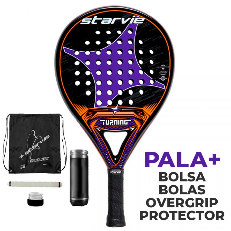 Pala StarVie Turning 2020 - Barata Oferta Outlet