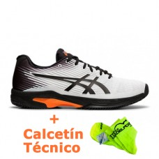 dea786de Zapatillas Asics Solution Speed FF Blanco