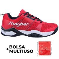 Zapatillas JHayber Talesa Rojo - Barata Oferta Outlet