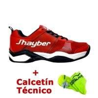 Zapatillas JHayber Talesa Rojo