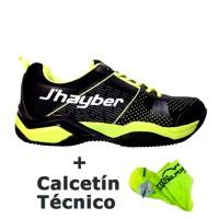 Zapatillas JHayber Talesa Negro Pistacho - Barata Oferta Outlet