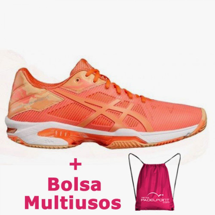 Asics Gel-Solution Speed 3 Clay LE - Barata Oferta Outlet