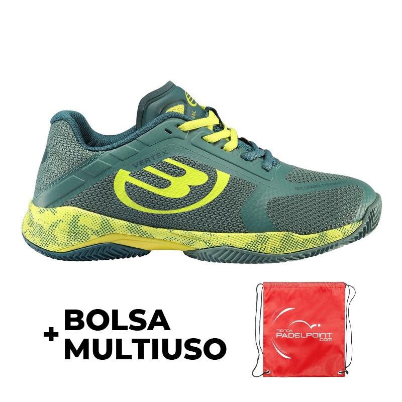 Bullpadel Maxi Sanchez Vertex 20I Green