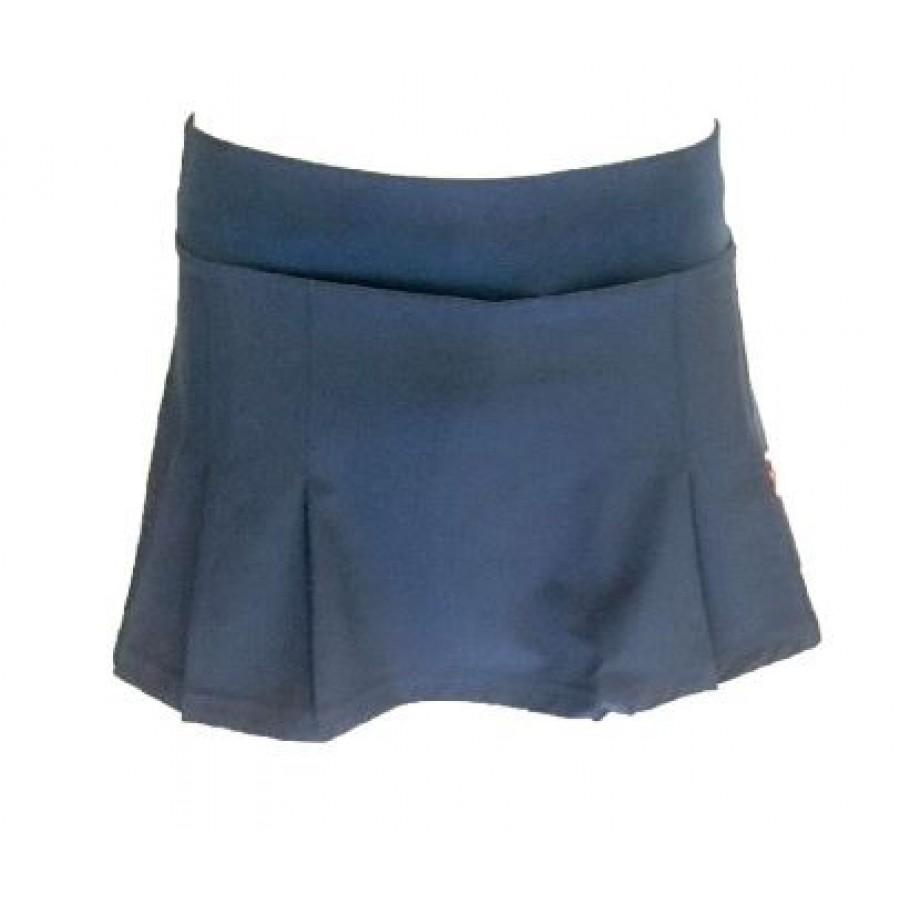 a2823eceb Falda Pantalon Cruche Azul Marino Bullpadel