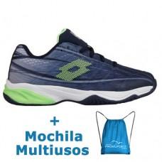 02eaa3ca3e05 Lotto shoes Mirage 300 blue dark green Jr