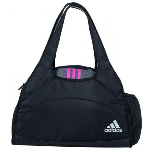 9c6670295 -16% Bolso Adidas Weekend 1.9 Negro Rosa - Barata Oferta Outlet