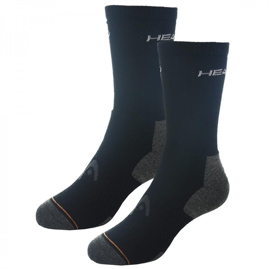 Calcetines Head Performance Negro Talla 43-46 1 Pares - Barata Oferta Outlet
