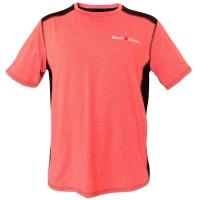 Camiseta Black Crown Gel Coral - Barata Oferta Outlet
