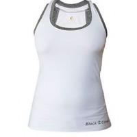 Camiseta Black Crown Gili Blanco Gris - Barata Oferta Outlet