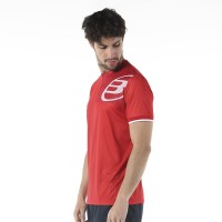 Camiseta Bullpadel Choix Fuego - Barata Oferta Outlet