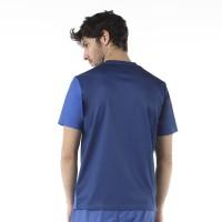 Camiseta Bullpadel Cup Azul Lavado - Barata Oferta Outlet