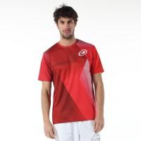 Camiseta Bullpadel Cup Fuego - Barata Oferta Outlet