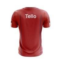 Camiseta Bullpadel Juan Tello Joyce Fuego 2019 II - Barata Oferta Outlet