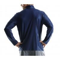 Camiseta Bullpadel Tiano Azul Noche - Barata Oferta Outlet