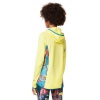Camiseta Desigual Long SL Galactic Bloom - Barata Oferta Outlet