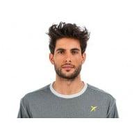 Camiseta Drop Shot Arrow Gris - Barata Oferta Outlet