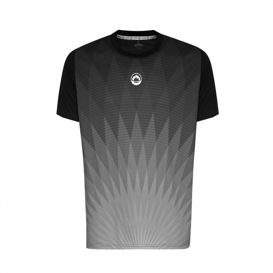 Camiseta JHayber DA3216 Negro - Barata Oferta Outlet