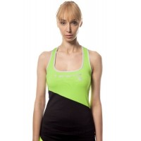 Camiseta Star Vie Evolution Negro Verde By BB - Barata Oferta Outlet