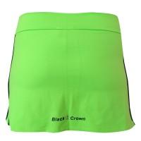 Falda Black Crown Mostar Verde - Barata Oferta Outlet
