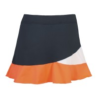 Falda StarVie Silver Negro Coral By BB - Barata Oferta Outlet