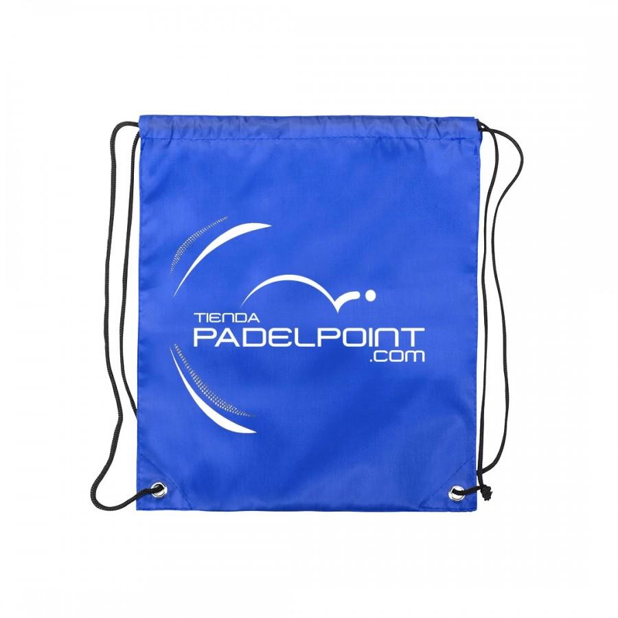 Gym Sack PadelPoint Azul Royal - Barata Oferta Outlet