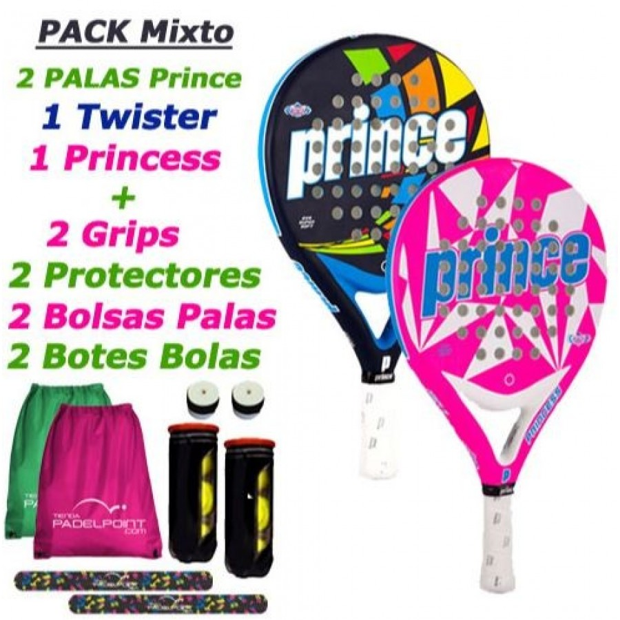 Pack Prince Mixto - Barata Oferta Outlet
