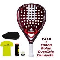 Pala Adidas Carbon Attack 1.9 2019 - Barata Oferta Outlet
