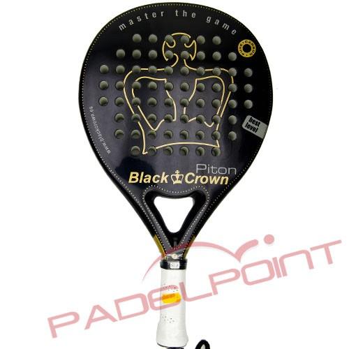 Pelle à couronne noire Python Paddle