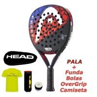 Pala de Padel HEAD Graphene Touch Delta Hybrid Bela - Barata Oferta Outlet