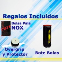 Pala de Padel NOX Equation Lady A.4 - Barata Oferta Outlet