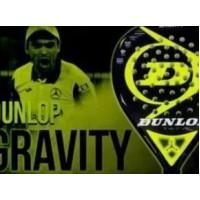 Pala Dunlop Juani Mieres Gravity Yellow - Barata Oferta Outlet